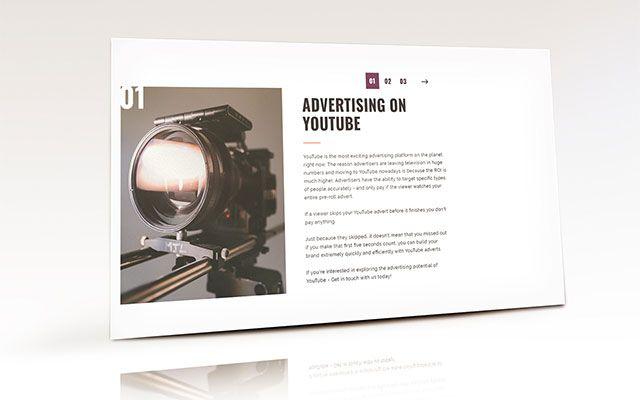 Simply Ads Website Development