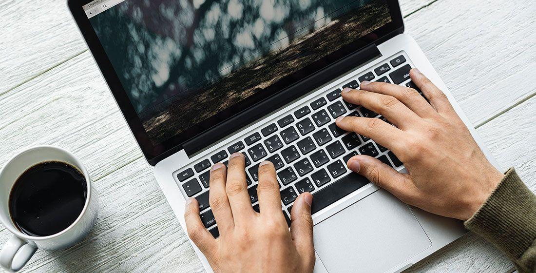 Contact a freelance website developer